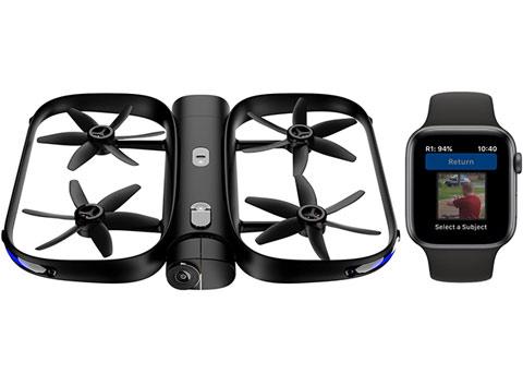 Skydio R1无人机现已支持Apple Watch操控