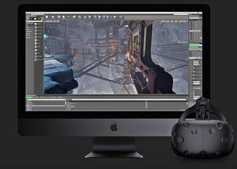 想在Mac平台开发VR?虚幻引擎已获支持