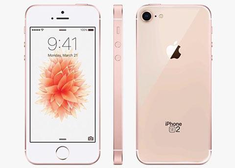 iPhone SE 2再曝:4.2英寸屏幕 WWDC发布