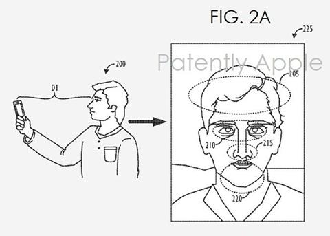 苹果获新专利 未来iPhone自拍效果将更好