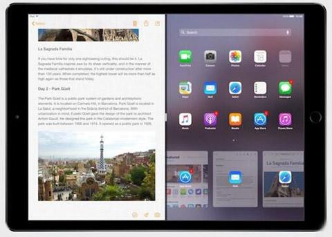 iOS11愿望清单:Split View分屏功能2.0版