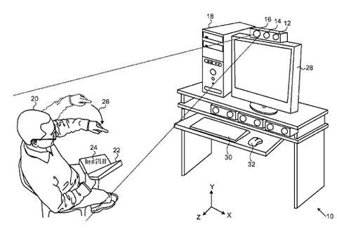 苹果又获得新专利 更好的去使用手势控制