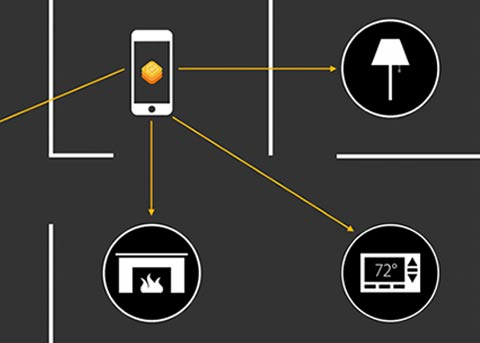 苹果获家庭设备自动化和智能互动专利