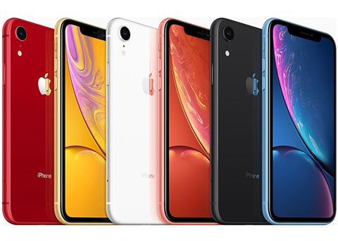 iPhone XR保外维修价:换屏1589元人民币