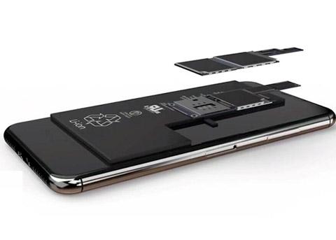 iPhone8主板详解 空间利用巅峰之作