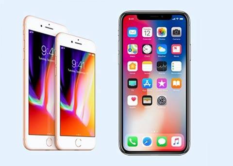 下月iPhone X抢不到 你会买iPhone8吗?