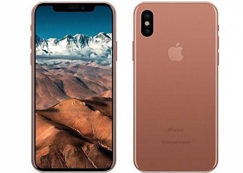 iPhone8发售时间曝光 9月15日预售或一机难求