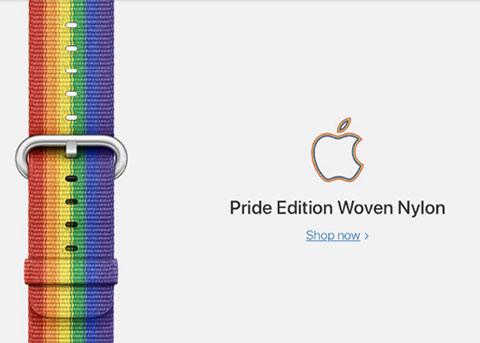 """iOS11.3泄密: Apple Watch 即将支持全新""""骄傲""""表盘"""
