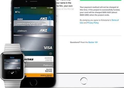 外媒:苹果公司仍在开发移动P2P支付服务