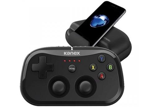 苹果设备专用游戏手柄正式开卖 售价60美元