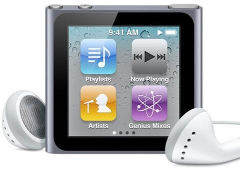 再见了!iPod nano 6正式退出历史舞台!