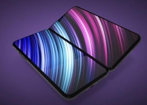 曝苹果已将折叠iPhone样品送至富士康:进行超10万次折叠测试