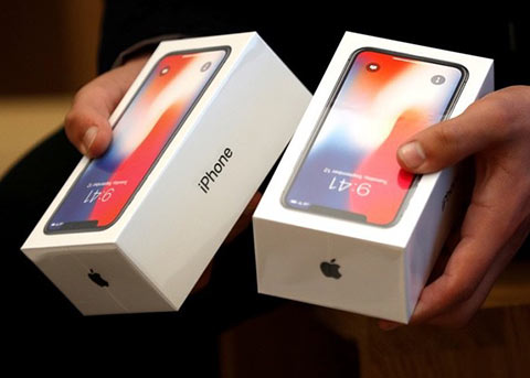 中国高端手机市场中 iPhone份额高达85%