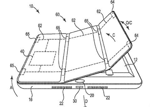 苹果新专利 专注于为设备减少更多损伤