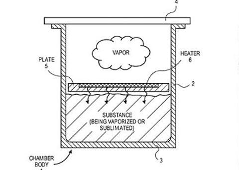 苹果新专利曝光:与芯片制造工艺有关 而不是所谓的电子烟
