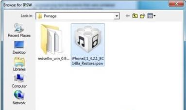 iTunes恢复iPhone固件发生未知错误2009解决办法