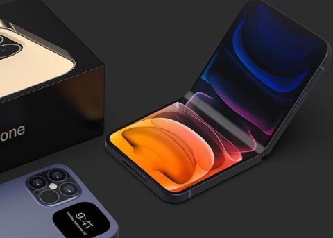 曝折叠屏iPhone最快明年亮相!将取代iPad mini产品线