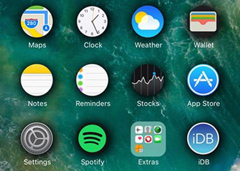 iOS10越狱插件推荐:可改变主屏幕图标形状