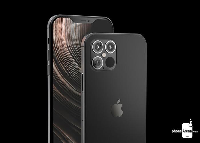 iPhone 12系列设计细节曝光:刘海收窄,支持5G