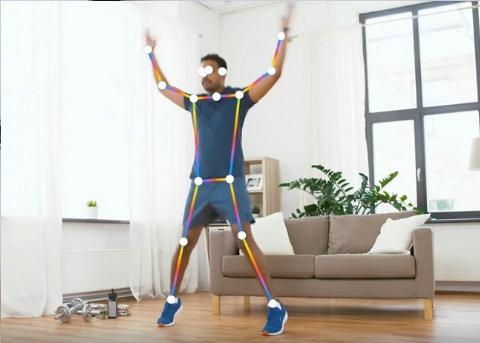 iOS 14迎来健身交互新方式 支持手势与身体姿势检测