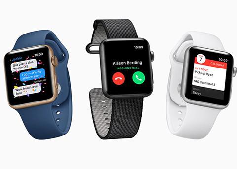 苹果曝新专利 智能穿戴增强续航成当务之急