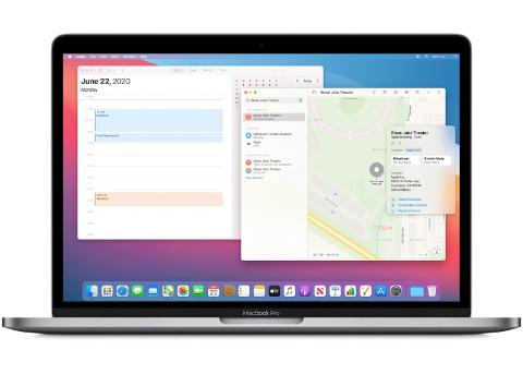 macOS 11.3 新功能:确保有日程时 Mac 充满电