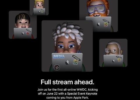 苹果正式发出WWDC 2020开发者大会线上活动邀请函