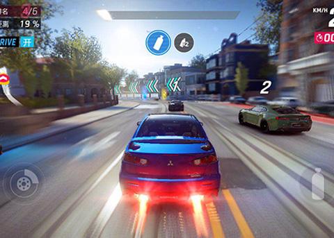 狂野飙车9传奇iOS修改版下载 无限氮气供应称霸赛场
