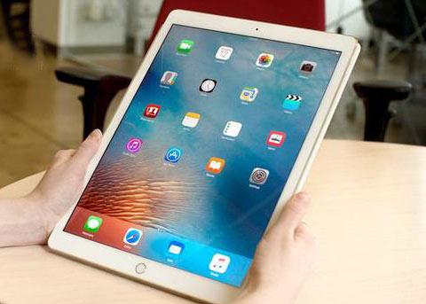 10.5英寸苹果iPad即将量产 黑白灰三色