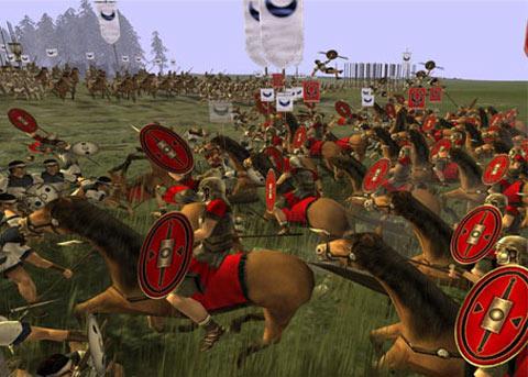 《罗马:全面战争—亚历山大大帝》今夏登陆移动平台