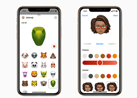 iOS12.1新发现:Memoji将支持iCloud同步