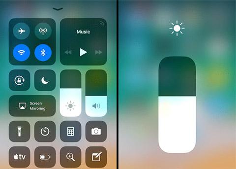 iOS11默认开启自动亮度调节 该怎么关闭?
