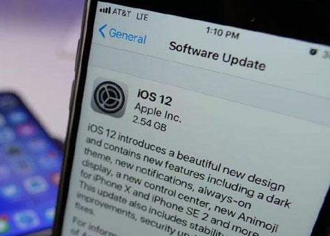 疑似iOS12更新界面曝光 iPhone SE 2后壳照再次放出
