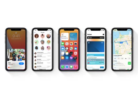 iOS 14发布四天后 主屏Top20自定义App安装量已达570万