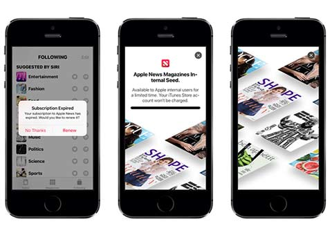 iOS 12.2测试版暗示全新杂志服务或将到来