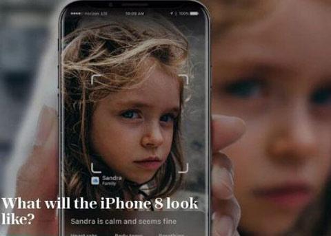 最新报告称高端版iPhone8推迟1-2月出货