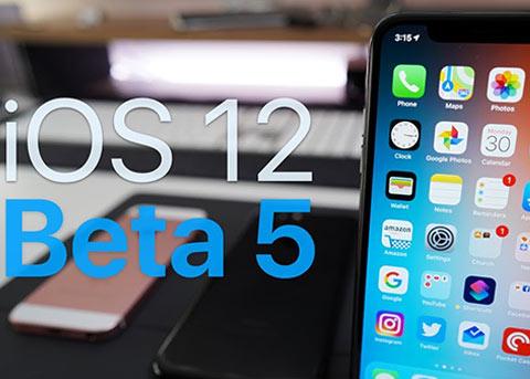 iOS12 beta5发布:系统愈加稳定 流畅度好评