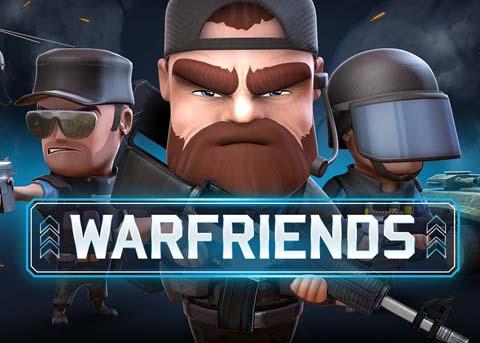麒麟狗最新手游《战争伙伴》将于下周二上架!