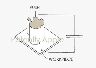 苹果到底会用液态金属来干啥?可能是logo
