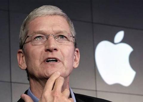 苹果Q4财报喜人 市值短暂触及9000亿!