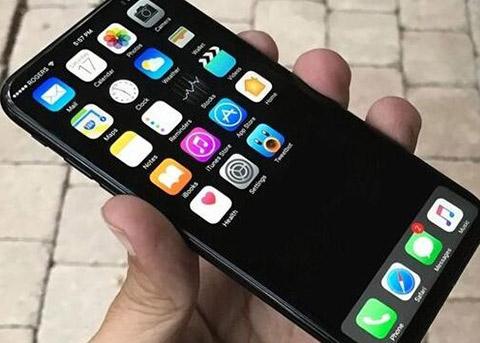 出货激增!iPhone8确定配备OLED柔性屏幕