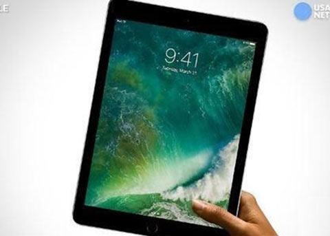 外媒:新发布的iPad不过是苹果大秀的前戏