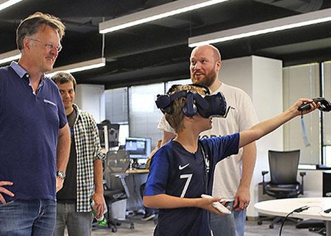 苹果将知名VR公司创始人招至麾下 助力3D和VR