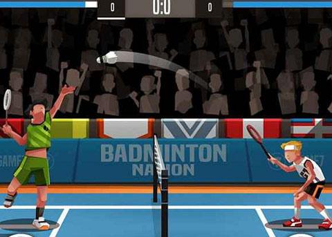 《羽毛球高高手》评测:教练这个我也想学