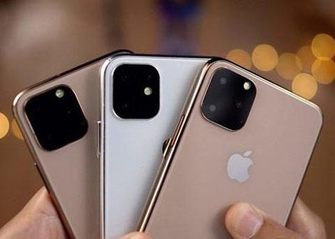 今年新iPhone或将命名为iPhone 11/11 Pro/11 Pro Max
