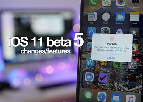 iOS11 Beta5推送更新:流畅度大有提升