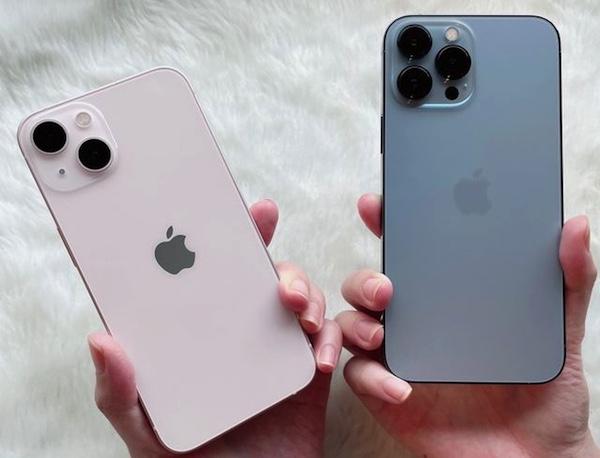 iPhone 13与13 Pro续航实测对比 动态刷新技术的省电效果有限