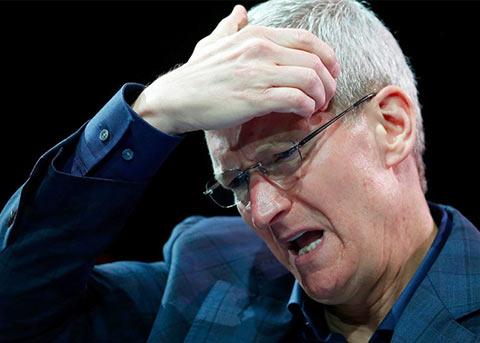 华尔街日报:苹果 629 亿美元股票回购计划很失败