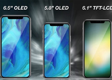2018新LCD iPhone仍为主推机型 买的人更多