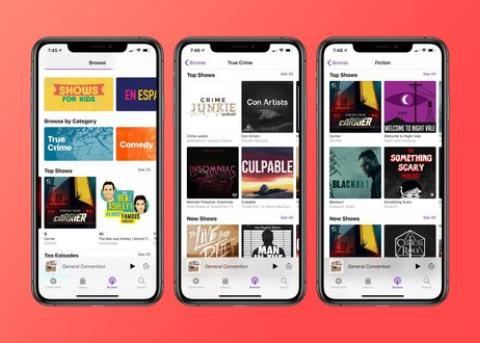 苹果拟今年推出播客订阅服务 与亚马逊、Spotify竞争